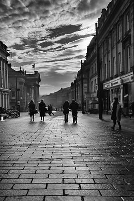Grey Street Afternoon