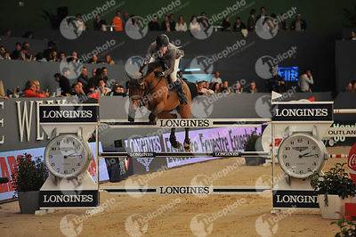 ECKERMANN Henrik von, (SWE), Cantinero  during CSI5-W_1,60_Longines World Cup Grand Prix competition at Madrid Horse Week at IFEMA, Madrid - Spain