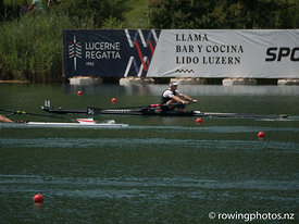 Taken during the FISA World Cup 3, Rotsee, Lucerne, Switzerland; ©  Rob Bristow; Frame 589 - Taken on: Saturday - 14/07/2018-  at 13:40.13