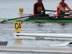 Taken during the World Masters Games - Rowing, Lake Karapiro, Cambridge, New Zealand; ©  Rob Bristow; Frame 4332 - Taken on: Monday - 24/04/2017-  at 15:59.14