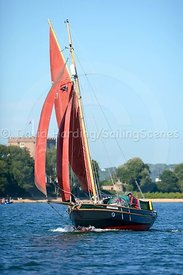 Syrinx, Cornish Pilot Cutter