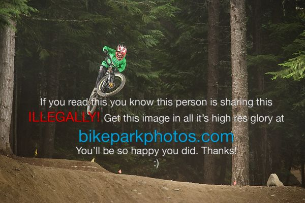 Thursday August 30th ALine Tombstone bike park photos
