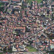 Pomigliano d'Arco aerial photos