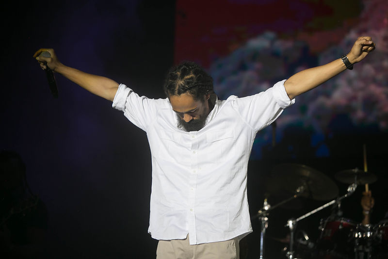 damian marley at israel