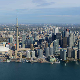 Toronto: A City for Everyone aerial photos