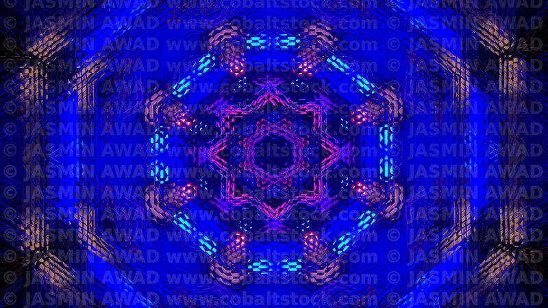 Abstract_star_pattern_with_pink_and_blue_neon_lights8