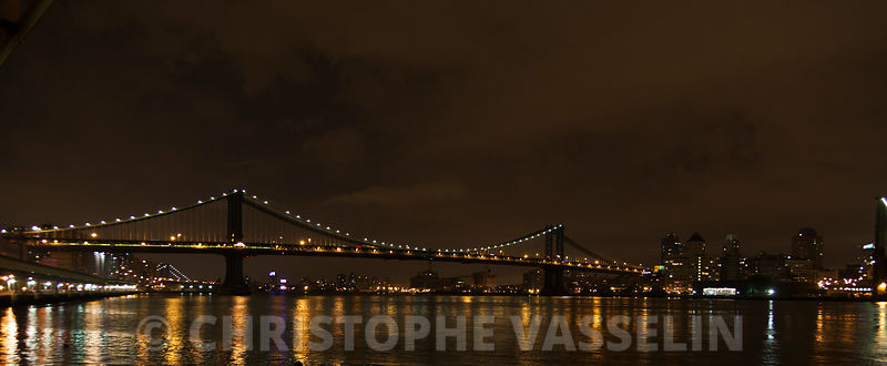 Le pont de Brooklyn / Brooklyn bridge