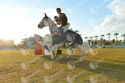 Oliva, Spain - 2016 November 13:  during CSI Mediterranean Equestrian Autumn Tour Gold - 145..(photo: 1clicphoto.com I Herve Bonnaud)