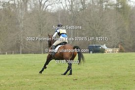 Album 1 - 2015-04-07 Portman Horse Trials - Novice Sections (10-15 to 12-29)