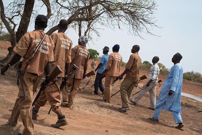 M.1 de la rencontre au, burkina Faso