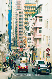 central area of hong kong