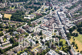 Aerial Photography Taken In and Around Haywards Heath, UK