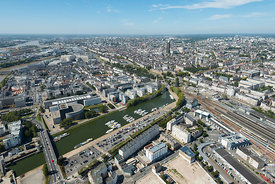 photo: quartier champs de mars