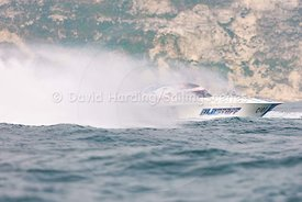 Blastoff, C-100, Fortitudo Poole Bay 100 Offshore Powerboat Race, June 2018, 20180610102
