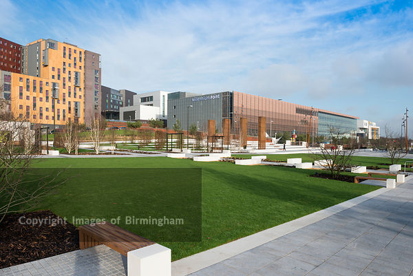 Eastside City Park is a 6.75 acre (2.73 ha) urban park located in the Eastside district of Birmingham City Centre. England, UK.