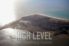 Aerial Photography Taken In and Around Christchurch-Hengisbury Head