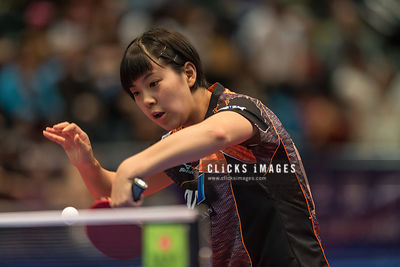 Hang Seng HK Junior & Cadet Open Table Tennis 2017