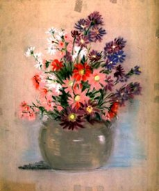Bowl Of Flowers (2)