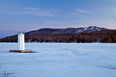 Mt Sunapee & Burkehaven Lighthouse