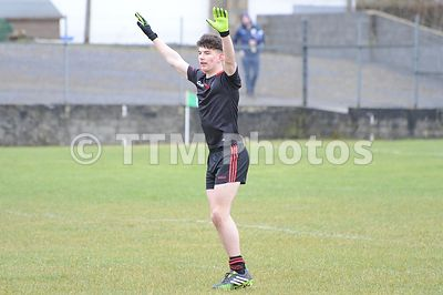 Ulster U17 League | Donegal v Tyrone | 100318 photos