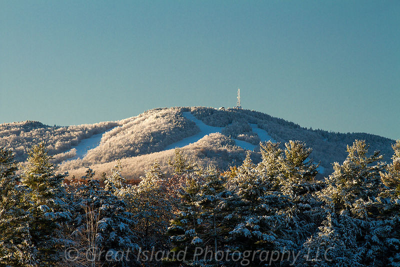 Frosty Summit Mt Sunapee