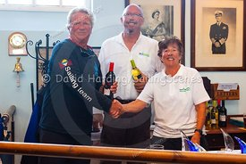 Prize-giving at Weymouth Regatta 2018, 20180909003.
