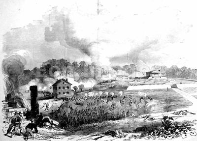 Battle of Lexington, Missouri