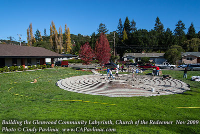 Glenwood Labyrinth Photos
