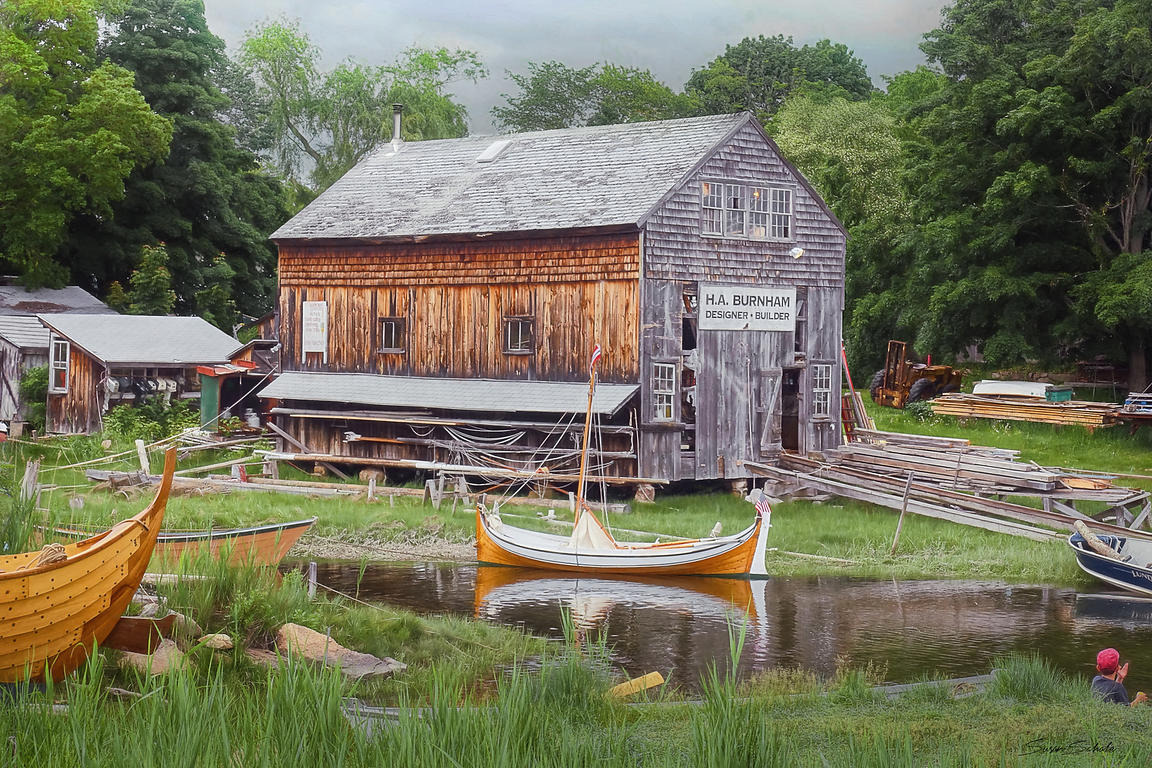 Essex Ship builder's Essex, MA