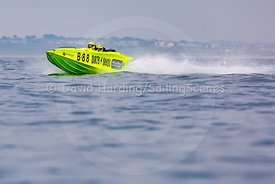 Dirty Deeds, B88, Fortitudo Poole Bay 100 Offshore Powerboat Race, June 2018, 20180610229