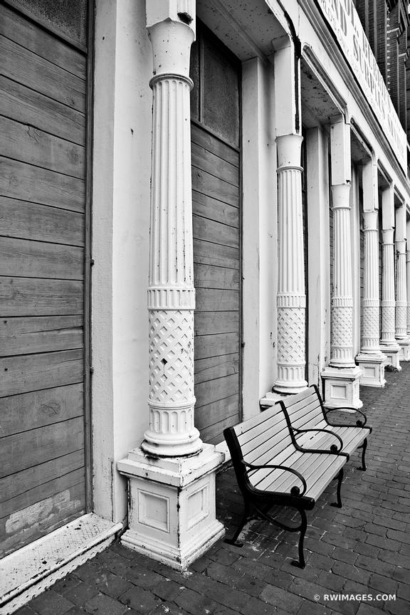 GALVESTON TEXAS BLACK AND WHITE