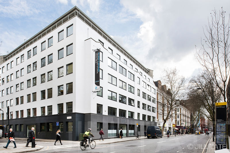 60 Gray's Inn Road, London | Client: Workspace