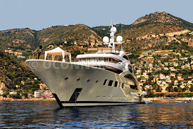 Superyacht Ace