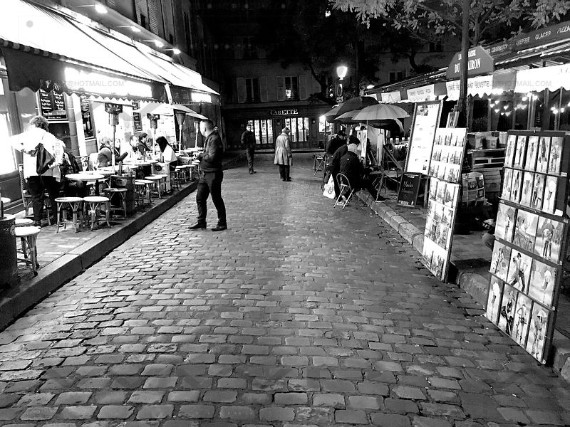 Montmartre_by_Night_3106