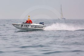 Ace of Spades, B-162, Fortitudo Poole Bay 100 Offshore Powerboat Race, June 2018, 20180610130