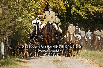 2009-10-04 KSB Gotwick Farm Hound Ex photos