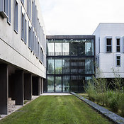 Campus Universitaire...Nanobio..© Renaud Chaignet