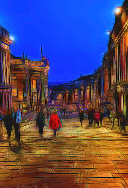 Arty Farty newcastle prints
