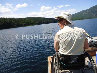 Adaptive fishing in Canada