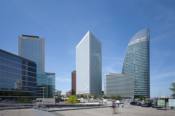 Immobilier Paris la Défense