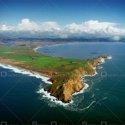 Point Reyes Headland and Drakes Bay California