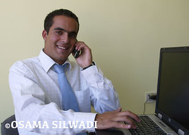Part of my advertising work for Jawwal
