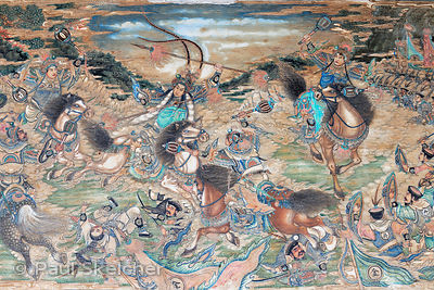 Battle of Zhuxian photos