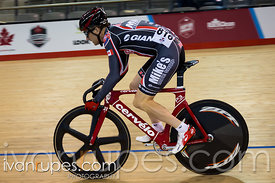 Master C 3-4 Sprint Final. 2015 Canadian Track Championships, October 8, 2015