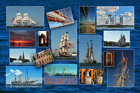 Tall Ships 2013 Collage