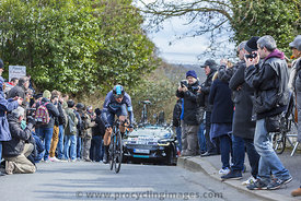 The Cyclist Ben Swift - Paris-Nice 2016