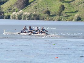 Taken during the World Masters Games - Rowing, Lake Karapiro, Cambridge, New Zealand; ©  Rob Bristow; Frame 546 - Taken on: Tuesday - 25/04/2017-  at 09:06.17