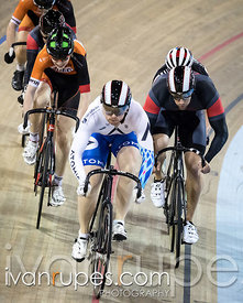 Men Keirin Round 1 Ontario Track Provincial Championships, March 6, 2016