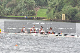 Taken during the National Championships 2018, Lake Karapiro, Cambridge, New Zealand; ©  Rob Bristow; Frame 0535 - Taken on: Wednesday - 14/02/2018-  at 10:33.52