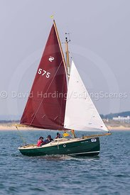 Roatan, 575, Cornish Shrimper, Poole Regatta 2018, 20180526516